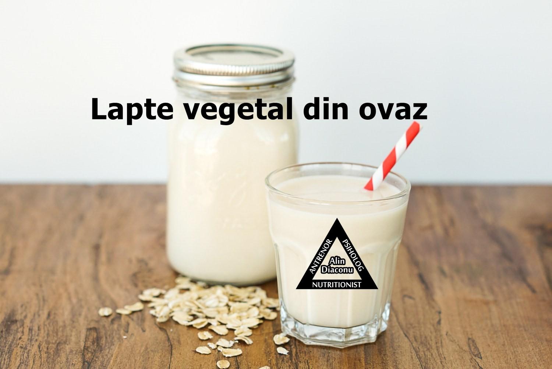 Cum se face lapte vegetal? -bun pentru sanatate si imunitate