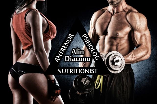 Despre motivatie si succes cu un antrenor de fitness.