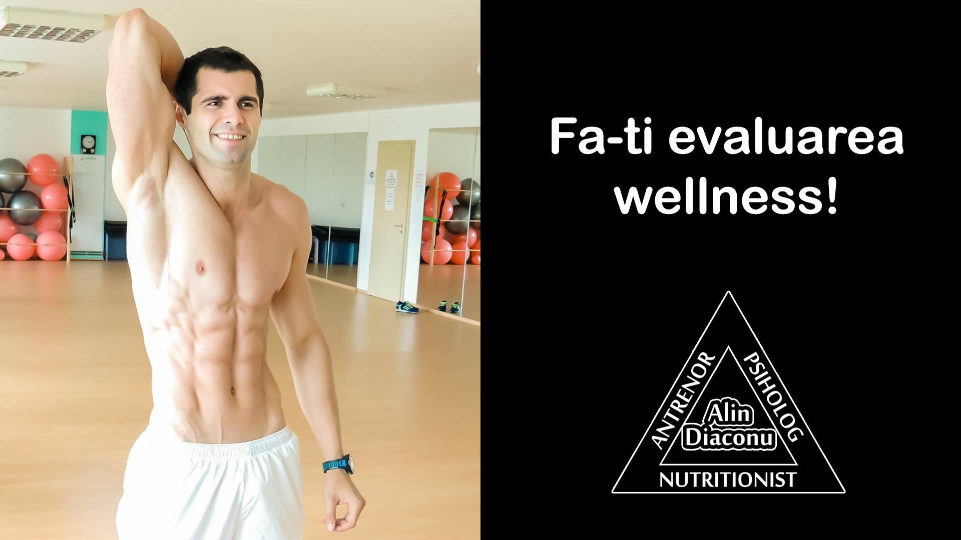 Antrenament de fitness-box /Prima sedinta de evaluare.