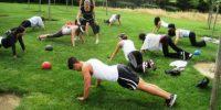 fitness aerobic cardio hit antrenament in aer liber sector 6 militari lujerului politehnica regie campus