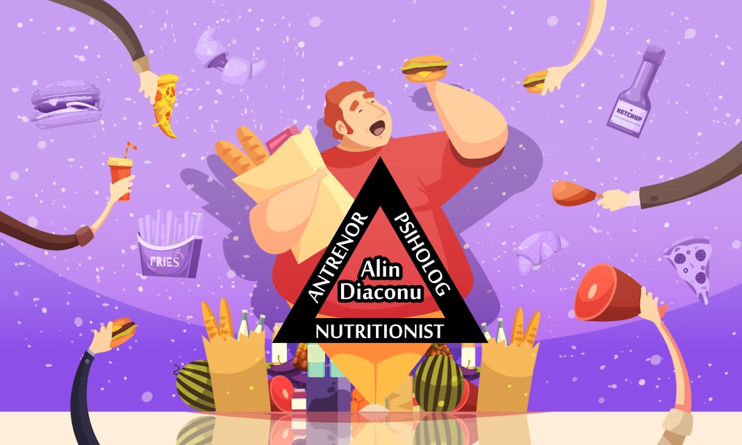 Obezitatea in randul tinerilor + Protocol de slabire.