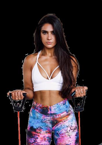 antrenament la elastice banda de rezistenta elastic antrenor personal online program fitness