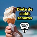 Diete de slabit sanatoase psihonutritie alin diaconu