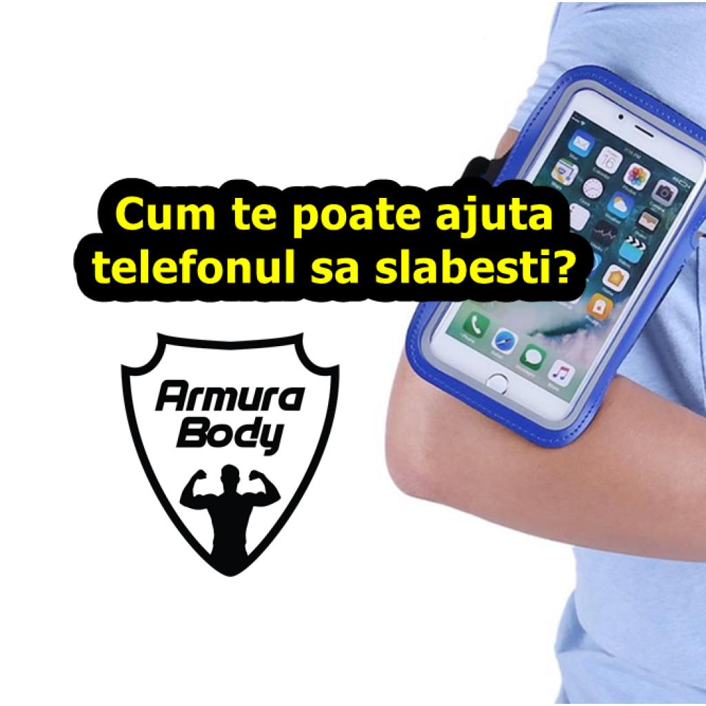 cum te poate ajuta telefonul sa slabesti aplicatii sport